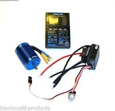 B8 RC ESC 540 9 T MOTORE BRUSHLESS 60A KV4300 1/10 COMBO electric speed controller