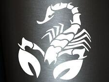 1 x 2 Plott Aufkleber Skorpion Scorpion Gift Giftig Sternzeichen Sticker Tuning