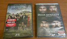 Duck Dynasty Seasons 1 & 2 new sealed A&E