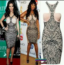 Celebrity Inspired kim kardashian dress sz 6