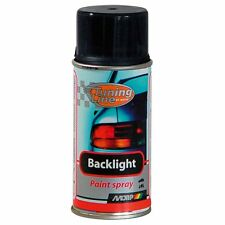 Motip Transparent Spray Schwarz 150ml 00160 Rückleuchten Tönungs Lasur