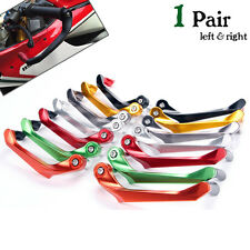 full-metal aluminum handguards Levers guards for motorcycle brake+clutch 22mm