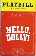 HELLO, DOLLY! 1st Preview Playbill BETTE MIDLER DAVID HYDE PIERCE GAVIN CREEL