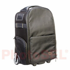 PhotoSEL BG504 Roller Camera Bag for SLR DSLR Lens Laptop 17 inch Case Camcorder