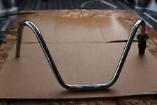 "Harley 7/8"" Custom Handle Bars With Grip High Rise Triumph BSA English (U-1967)"
