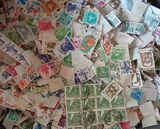 1 KILO DEFINITIVE Stamps - Approx. 30,000 Pcs - Gum Washed - around 40 Different