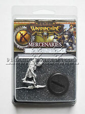 Warmachine Mercenaries Sylys Wyshnalyrr the Seeker (1 Model) Used - OOB