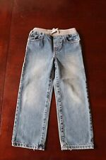 Children's Place Boy's Straight Blue Jeans, Size 5T