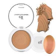 E.L.F Flawless Face Powder - Toffee - Matte - Treats Skin - Warm Brown