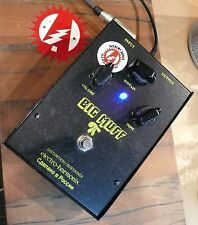 Electro-Harmonix Big Muff Bass Fuzz Russian Alchemy Audio Modified Guitar Pedal