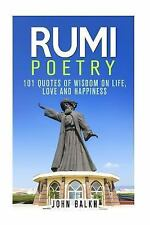 Sufi Poetry, Rumi Poetry, Inspirational Quotes, Sufism: Rumi Poetry by John...