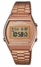 CASIO Digital Vintage Retro Watch B640WC-5AEF Classic Rose Bronze