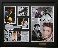 New Elvis Signed Limited Edition Memorabilia