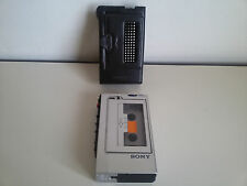SONY TCM141 - Raro Vintage WALKMAN CASSETTE PLAYER RECORDER Usato UNTESTED As is