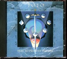 TOTO - PAST TO PRESENT 1977 / 1990 - CD ALBUM BEST OF [1814]
