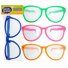 Giant Glasses Oversized Tinted Novelty Spectacles Dressing Up Costume Accessory