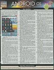 Android Os 5.0  Phone & Tablet, BarCharts, Inc., Good Book