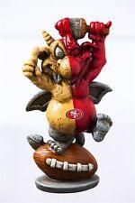 "San Francisco 49ers Garden Statue ""Go Goyles"" NFL - Free Shipping"