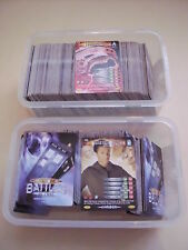 Doctor Who Battles in Time Cards 20 C ommon Card Selection Invader 376-600