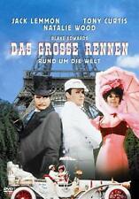 DVD DAS GROSSE RENNEN RUND UM DIE WELT - JACK LEMMON + PETER FALK + TONY CURTIS