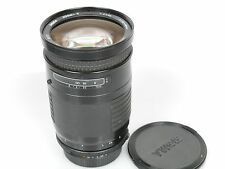 SIGMA ZOOM AF 28-200mm f/4-5,6 1:4-5,6/28-200 m. beiden Deck. include both cap