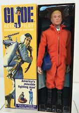 Action PILOT Blonde Hair & Brown Eyes~ Action Man Gi Joe 40th Anniversary~ MIB