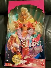 Mermaid Skipper and the Sea Twins Barbie NRFB