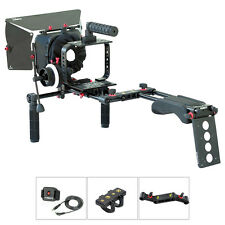 FILMCITY DSLR Movie Video Making Rig Set System Kit for blackmagic cinema camera