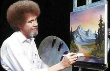 BOB ROSS, 3-DVD SET Teaches 13-PAINTINGS, SPRING, From the 4- SEASON COLLECTION