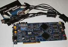 GeoVision GV-2008 GV2008 8-Camera Hybrid Audio Video Capture Card 240FPS Full D1