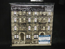 LED ZEPPELIN Physical Graffiti Japan Mini LP Remastered Deluxe Edition 3CD