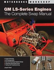 GM LS-Series Engines: The Complete Swap Manual Book ~How to Do It! chevy LSX NEW