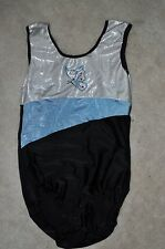 r- CLOTHES CHILDS LEOTARD DANCEWEAR GYMNASTICS TUMBLING BRIGHT COLOR GENTLY USED