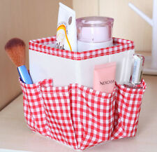 $TableOrganizer Cosmetic Perfume Makeup Case Dressing Table Foldable Storage Box