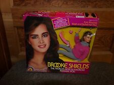1982 Brooke Shields Doll In Box The World's Most Glamorous Doll