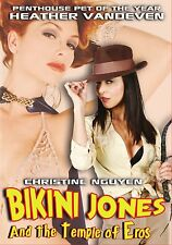 Bikini Jones and the Temple of Eros (DVD,2012)