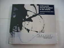 UNDERWORLD - SECOND TOUGHEST IN THE INFANTS - 2CD DELUXE EDITION 2015 NEW SEALED