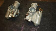 Mooi setje BMW R68/69 carburateurs