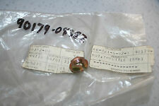nos Yamaha snowmobile carburetor cable adjusting nut 1981 srx440 90179-08382 8m6