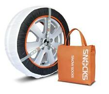 "GENUINE VW AUDI SEAT APPROVED SNOCKS 38M WINTER SNOW SOCKS FOR 13-19"" TYRE SIZES"