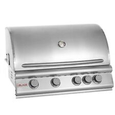 "Blaze 32"" 4 Brnr Built In Grillw/rear brnr 134-BLZ-4-NG  WE WILL BEAT ANY PRICE"