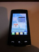 LG Viewty Snap GM360 - Black (Unlocked) Mobile Phone  + 90 day warranty