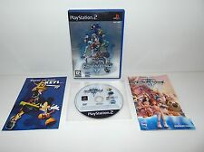 Kingdom Hearts II 2 - RPG - Playstation 2 PS2 PAL