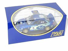 1/43 Subaru Impreza WRC Rally Nueva Zelanda 2001 Richard Burns / R.Reid