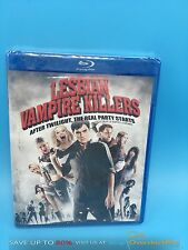 Lesbian Vampire Killers after Twilight, The Real Party Starts- Blu-Ray Disc