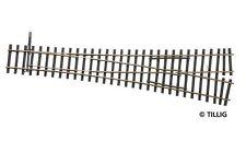 Tillig Bahn 85381 - Elite 15° Y Point H0/00 Track Section T48 Post