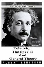 Relativity: The Special And General Theory, Einstein, Albert, Very Good Book