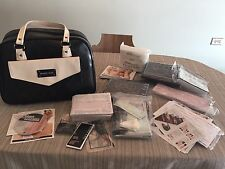 Mary Kay Consultant Bag Filled With Samples & Supplies NEW!