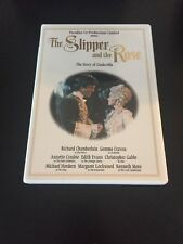 THE SLIPPER AND THE ROSE DVD THE STORY OF CINDERELLA PARADINE CO-PRODUCTION