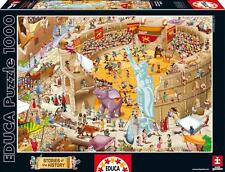 EDUCA JIGSAW PUZZLE STORIES OF THE HISTORY ANCIENT ROME 1000 PCS CARTOON #16344